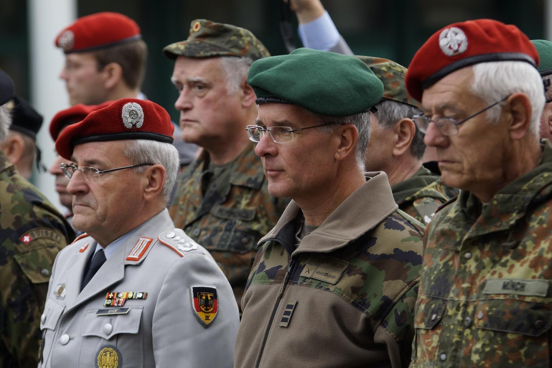 23. Militär-Réunion der Bodenseeanrainerstaaten | Kantonale ...