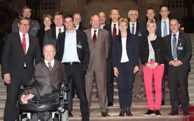 Kantonale Offiziersgesellschaft Thurgau zu Gast in Bern